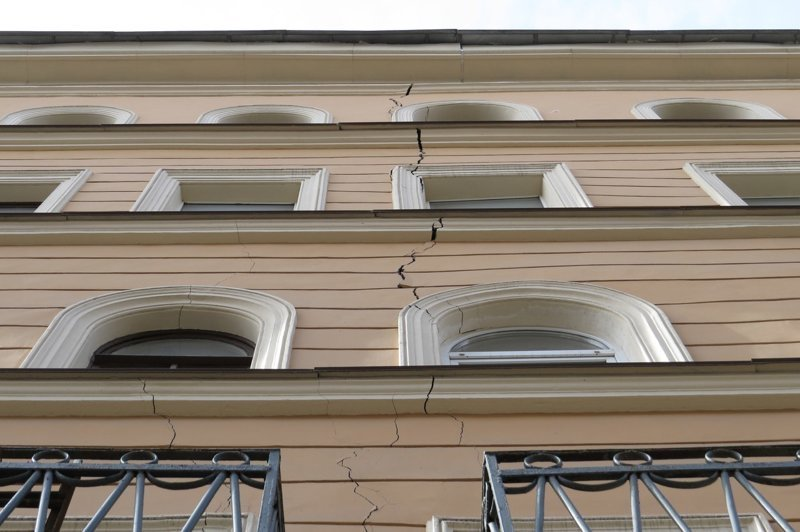 Как олигархи выселяют людей из квартир в центре Питера Санкт - Петербург, архитектура, беспредел