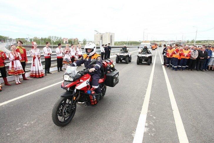 12 мая в Саранске открыты новый терминал аэропорта, вокзальные комплексы и Восточный обход Саранска вокзальные комплексы, саранск, чм-2018