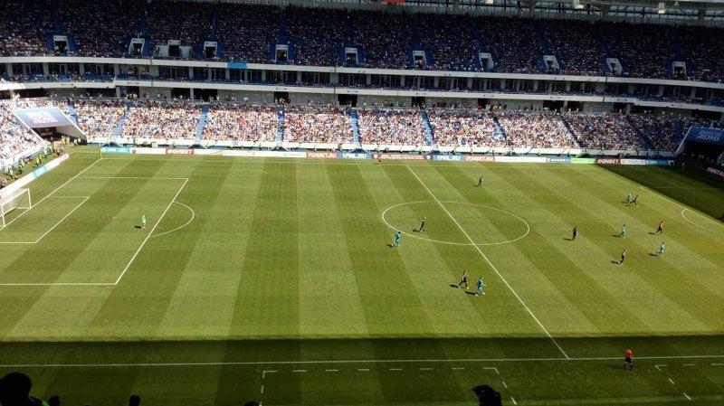 12 мая стадион «Калининград» официально открыт открытие стадиона, стадион «Калининград», чм2018