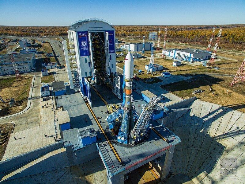 Космодром Восточный — вторая очередь Восточный, космодром, космонавтика, факты