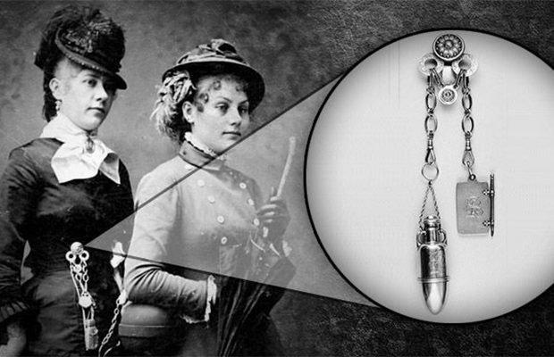 Шатлен изобретение, история, предметы