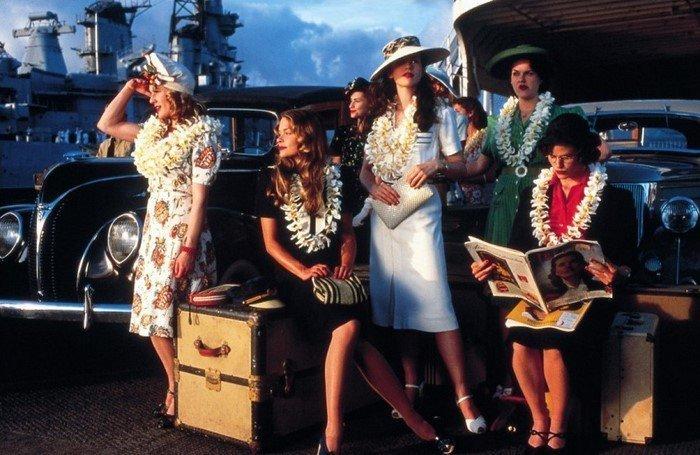 «Перл-Харбор» в мире, кино, костюм, люди, ляп, одежда, фильм