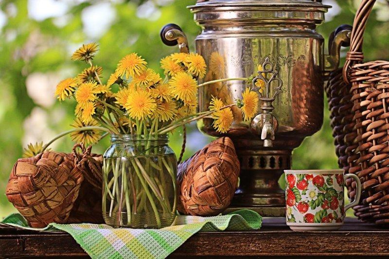 Непривычное использование самовара Русы, иван-чай, мультиварка, напитки, самовар, традиции