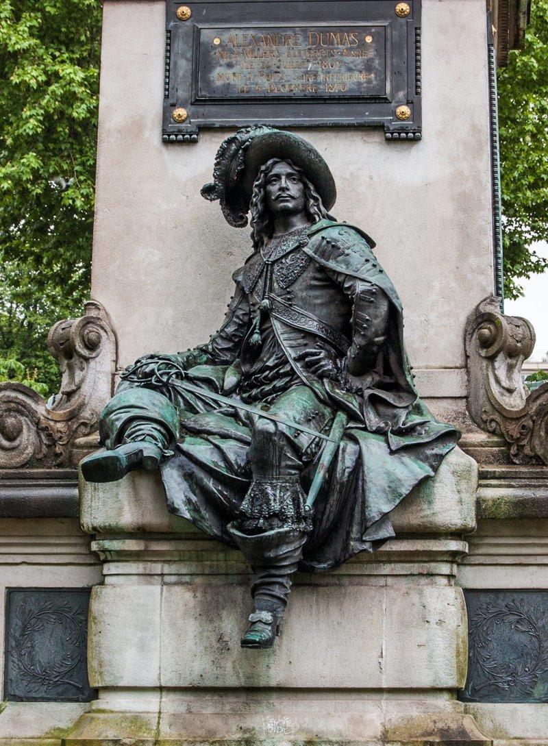 Как звали д'Артаньяна? война, дАртаньян, история, мушкетер, три мушкетера, факты