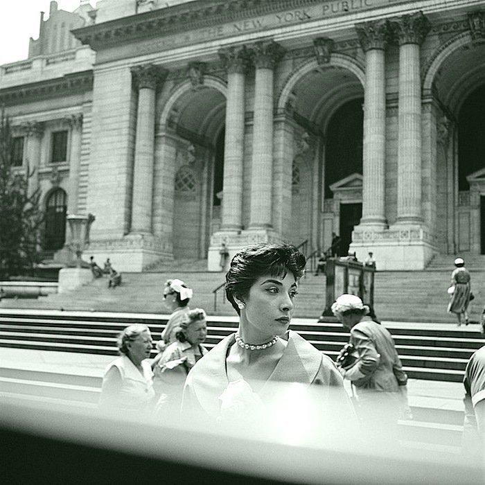 Вивиан Майер - Нью-Йорк (без даты)  Весь Мир в объективе, история, фотография