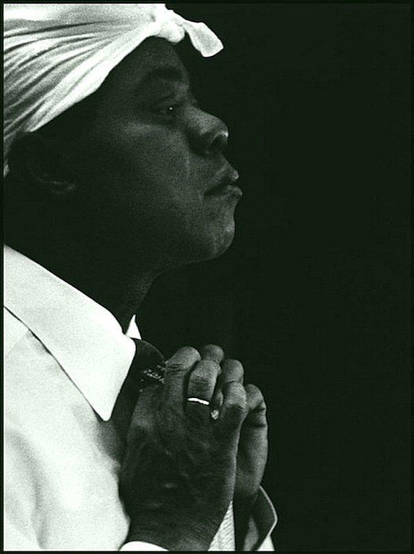 Деннис Сток - Луи Армстронг, Филадельфия, 1958 Весь Мир в объективе, история, фотография
