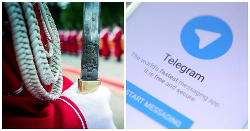 Кубанские казаки проверят смартфоны краснодарцев на наличие Telegram Telegram, ynews, дружины, казаки, краснодар