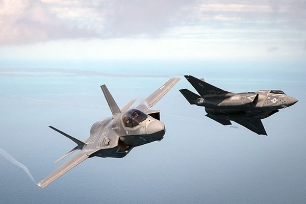 Lockheed Martin F-35 Lightning II vs Су-57
