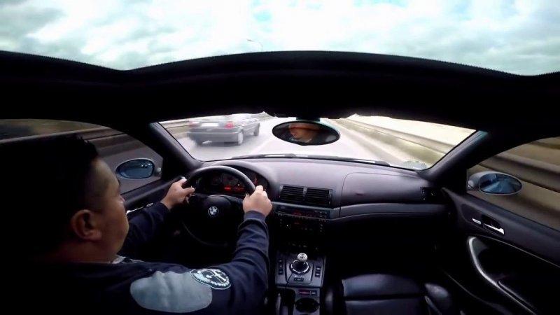 Отличный ролик получился! Горе-шашечник разбил свой BMW bmw, авария, авто, авто авария, автоприкол, видео, дтп, прикол