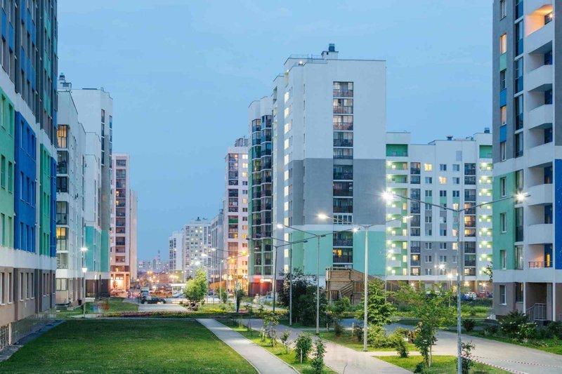 Сейчас строится в России. Пост номер 5. Район «Академический», г. Екатеринбург Район Академический, екатеринбург, фоторепортаж