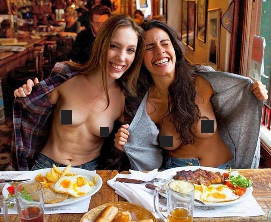 girlfriend-flashing-in-restaurant-video-dwarf-bodybuilder