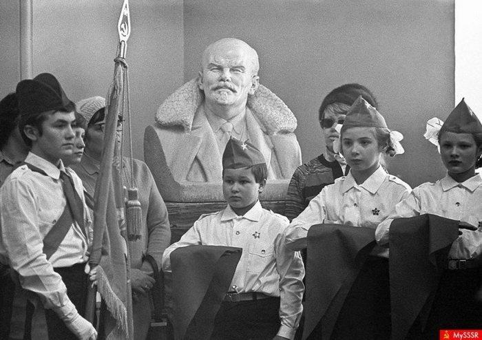 День тот помню до сих пор… СССР, история, фотографии