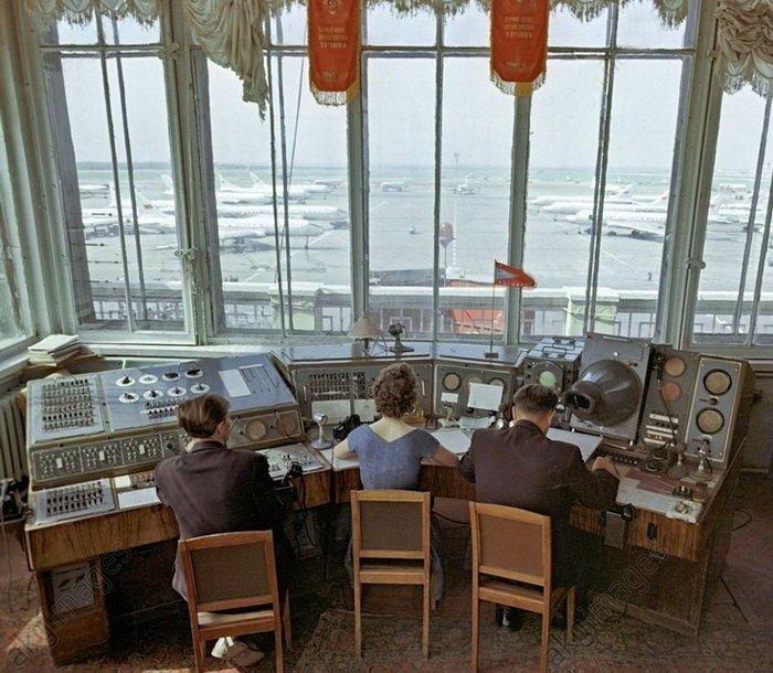 Внуково, 1961 год СССР, история, фотографии