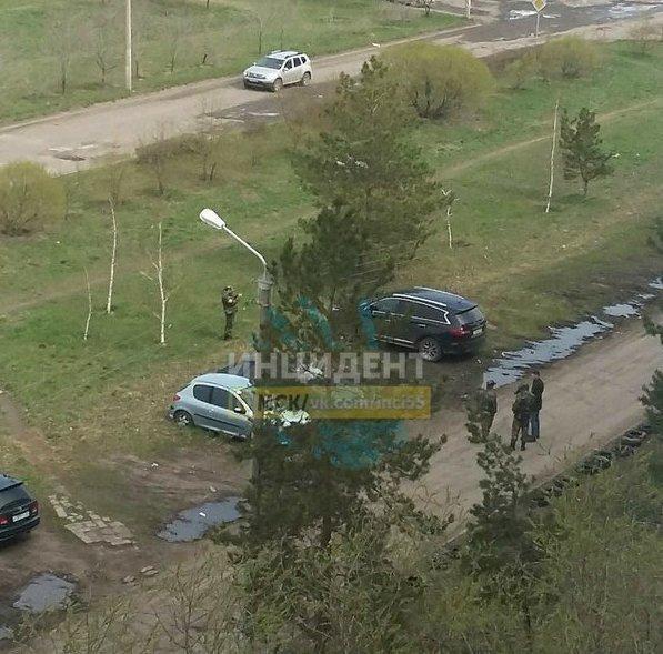 Омские казаки будут следить за парковками ynews, авто, интересное, казаки, омск, парковка, фото