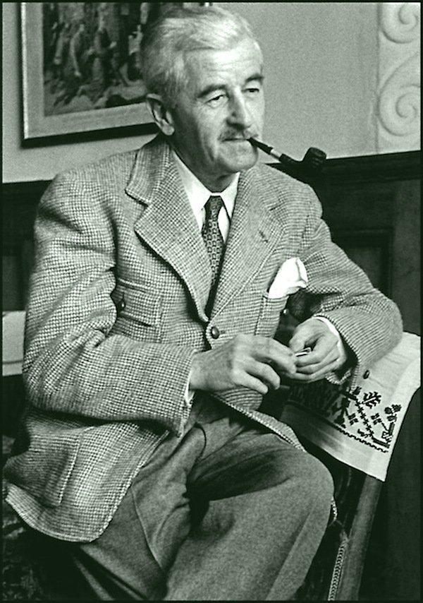 Роберт Капа - Уильям Фолкнер, Санкт - Мориц 1954 Весь Мир в объективе, история, фотография