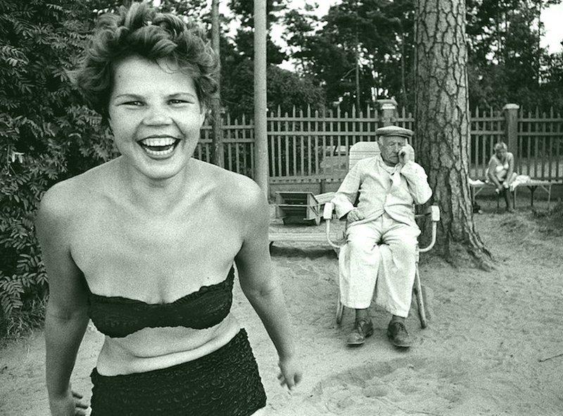 Уильям Клейн - Бикини, Москва 1959 Весь Мир в объективе, история, фотография