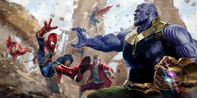 Мстители: Война Бесконечности. Фанатские теории, новости, мемы мстители, паркер, танос, тони