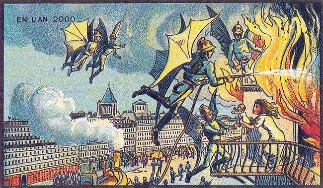Теперь Франция Треники&Вареники, Футуристический прогноз, будущее