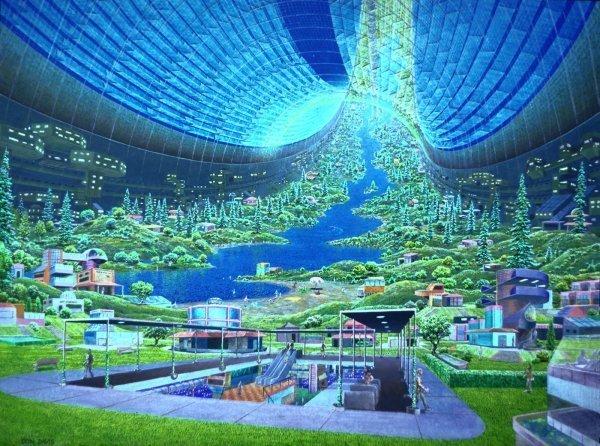 2020 год. Нанороботы починят больные клетки Треники&Вареники, Футуристический прогноз, будущее