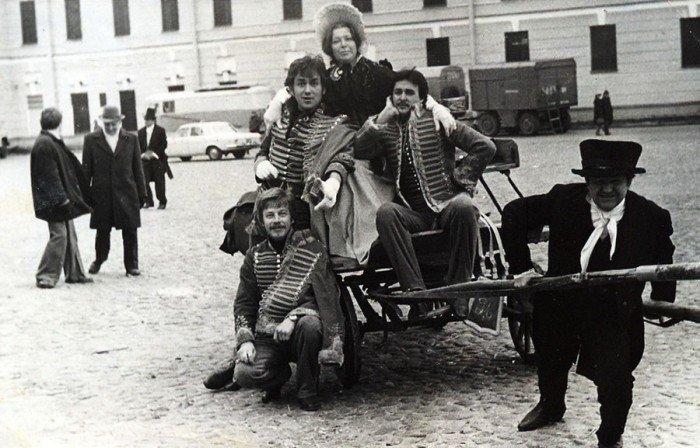 «О бедном гусаре замолвите слово», 1980 год актеры, кадр, кино, люди, фильм, фото