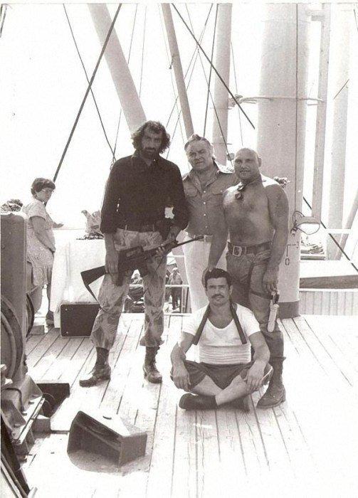 «Пираты ХХ века» актеры, кадр, кино, люди, фильм, фото