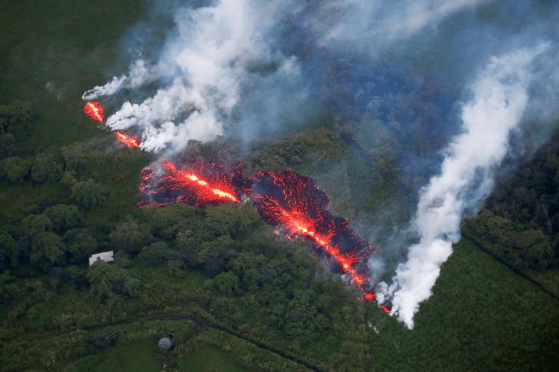 Мировая катастрофа: Гавайи доживают последние дни Гавайи-Катастрофа, видео, факты