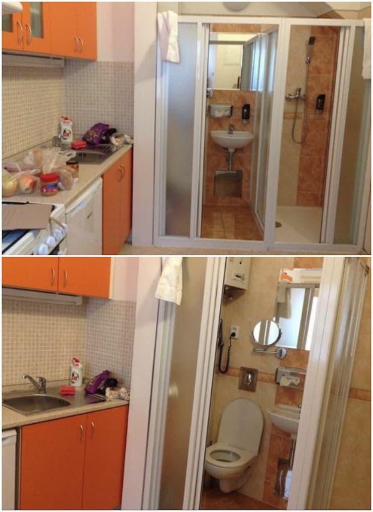 12. Апартаменты в Праге  ошибка, подборка, ремонт, строитель, туалет, ужас, унитаз