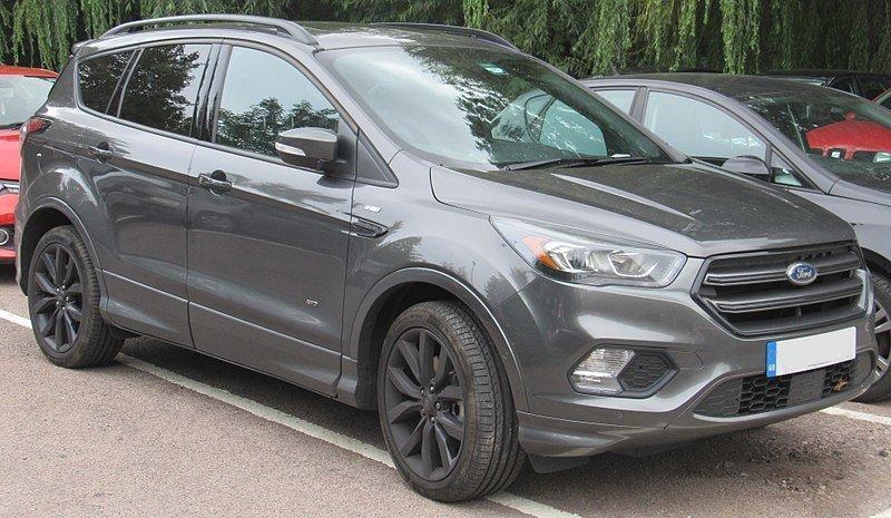 Ford Kuga ynews, авто, новости, преступение, рейтинг, угон