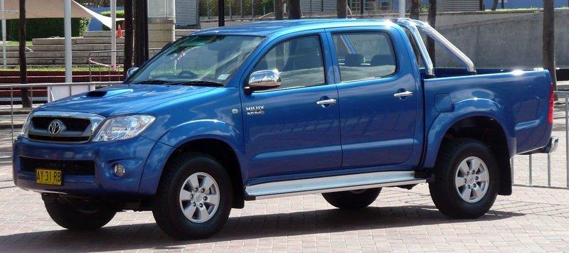Toyota Hilux ynews, авто, новости, преступение, рейтинг, угон