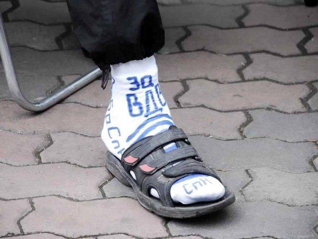 демотиватор нога гипс это