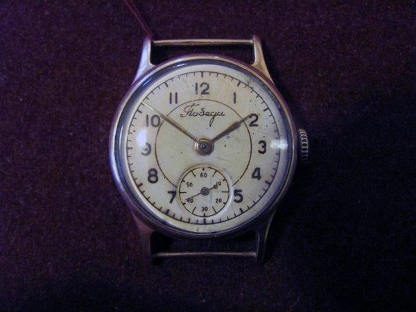 История легендарных часов «Победа»