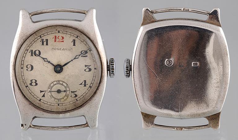 Купить часы победа зимой продать наручные часы амфибия