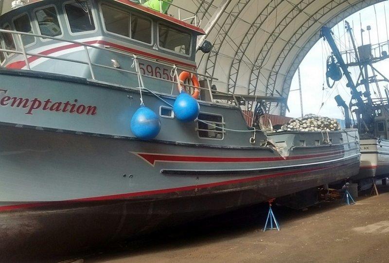 Теперь команда и владельцы пострадавшего судна требуют компенсации в размере $700000 за травмы, потерю дохода, моральный вред, а также ущерб, нанесенный судну, которое выпало из дела на весь оставшийся рыболовный сезон в 2016 году аляска, видео, корабль, лосось, рыба, судно, сша, территория
