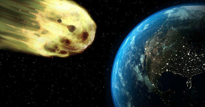 16 мая в 01:05 по московскому времени рядом с Землей пролетел 2010 WC9 2010 WC9, астероид, астроном, земля, мир, планета, сближение