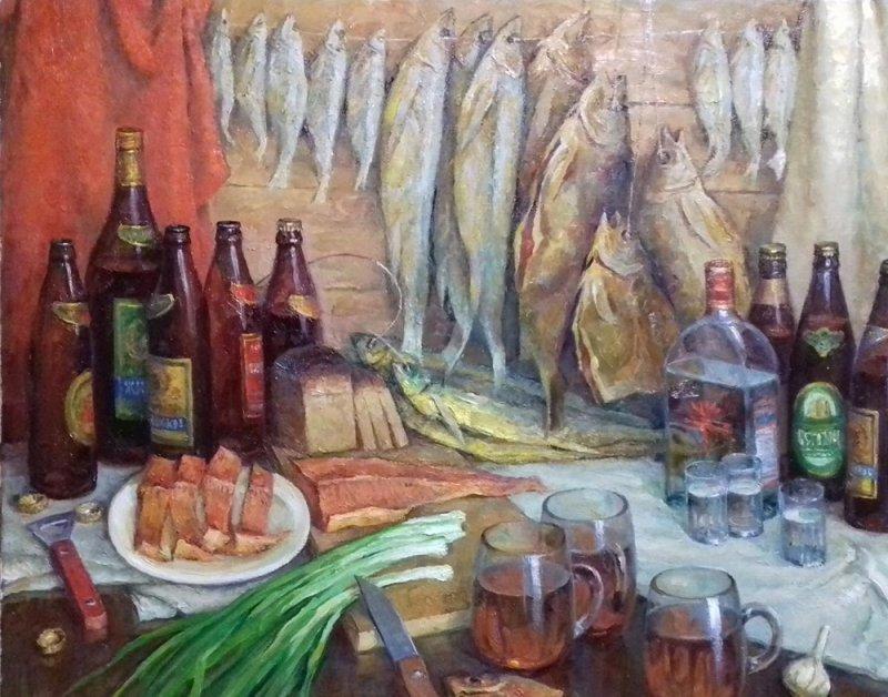 Как чистить рыбу: Махачкалинский метод алкоголь, еда, пиво