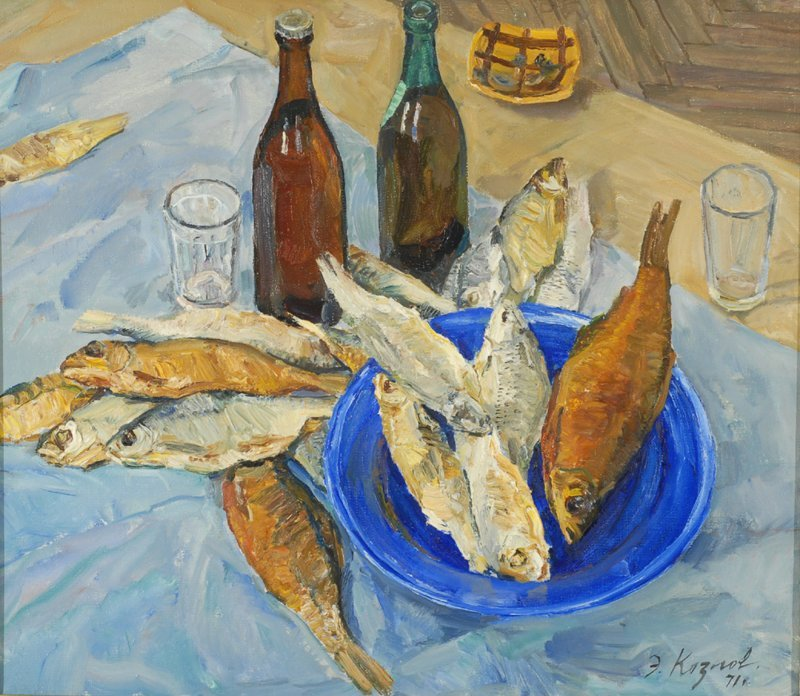 Как чистить рыбу: Свердловский метод алкоголь, еда, пиво