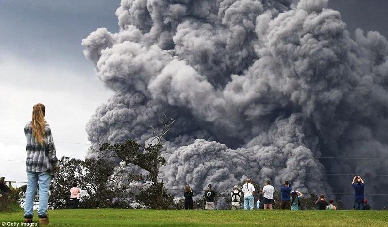Вулкан Килауэа проявляет повышенную сейсмическую активность с начала мая ynews, Килауэа, вулкан, гавайи, извержение вулкана, новости, стихийные бедствия, фото