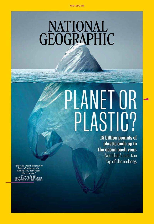 Июньский номер журнала: Планета или пластмасса? national geograhic, загрязнение моря, морские жители, охрана природы, пластик опасен, последствия, эко-система, экология
