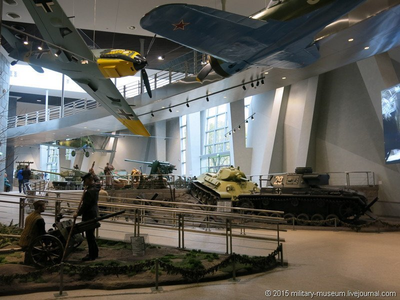 Белорусский Государственный музей истории Великой Отечественной войны (г. Минск) музей, факты, фото