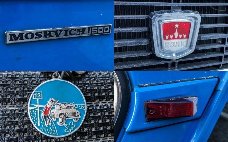 Очень понравился аутентичный советский брелок для ключей на автомобильную тематику: несчастливый 13-й километр) авто, автомобили, азлк, капсула времени, москвич, москвич-2140, олдтаймер, ретро авто