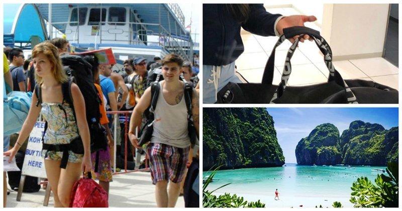 """Туристов возьмут """"на карандаш"""": приезжающие в Таиланд попадут на учет министерства обороны ynews, министерство обороны, таиланд, туризм, учет и контроль"""
