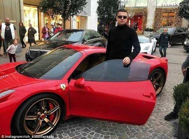 Ну, про машины и так понятно rich kids, Анкара, богатые дети, богатые детишки, инстаграмм, мажоры, образ_жизни, турция