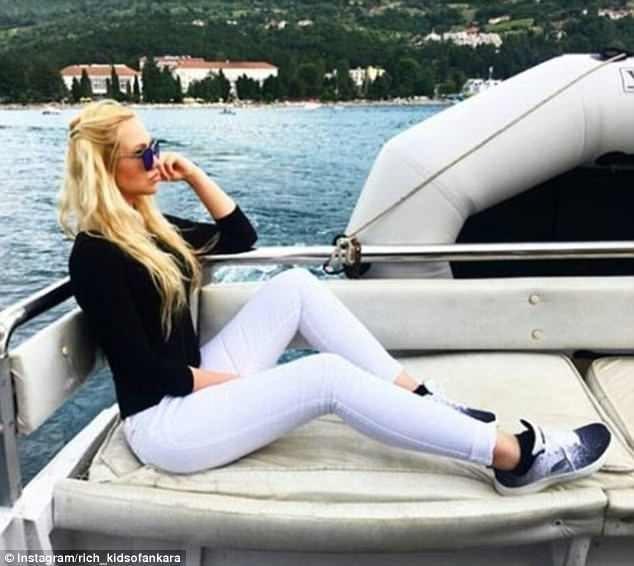 Иногда в ход идут лодки и яхты rich kids, Анкара, богатые дети, богатые детишки, инстаграмм, мажоры, образ_жизни, турция