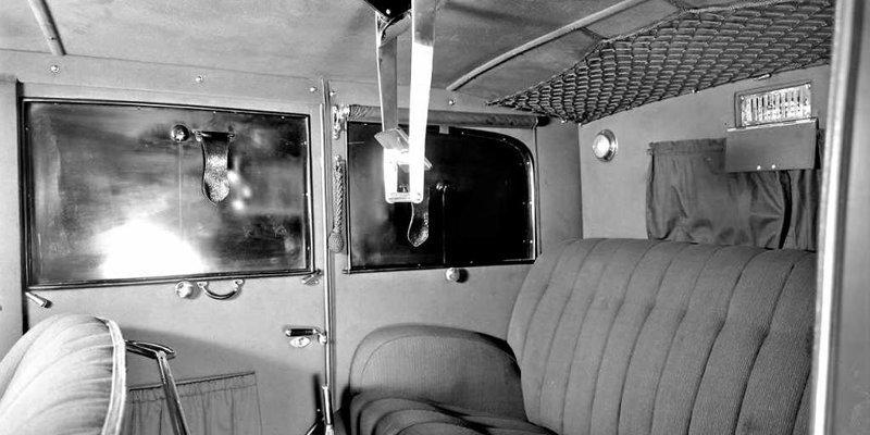 Президентский лимузин: бронемашина Рузвельта и Аль Капоне авто, байки, история