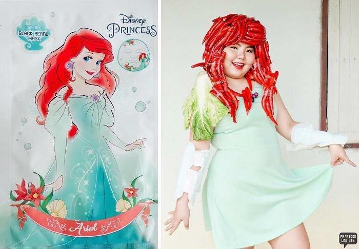 Красные перцы  девушка, звезды, знаменитости, наряд, образ, продукты, фото