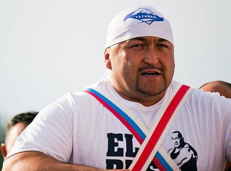 Наезд на чемпиона Эльбрус Нигматуллин, авто, прикол
