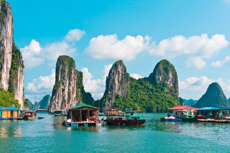 Дешевле всего, по мнению представителей Skyscanner, будет жить во Вьетнаме, прилетев туда на отдых. доступный отдых, лето, отдых, отпуск, рейтинг, туризм