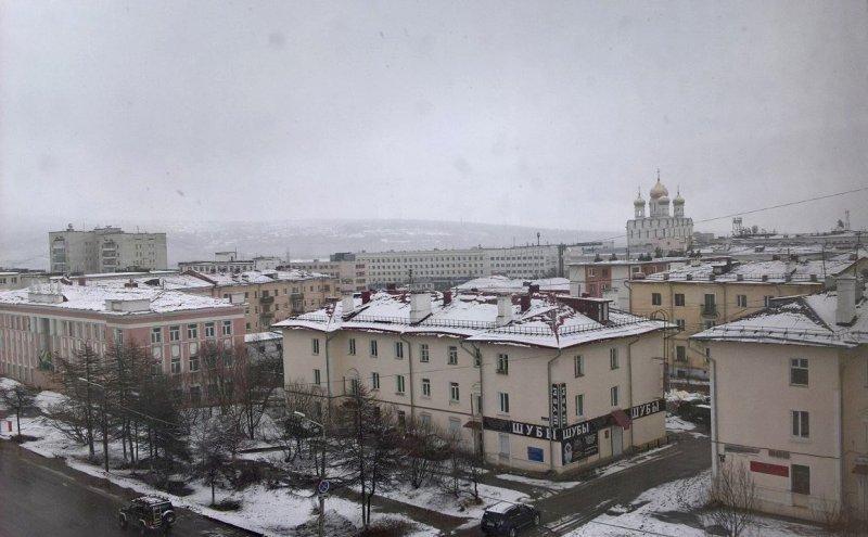 Магадан раз Это Россия детка, зима, перезапуск зимы, прикол, россия, снег, снова снег, юмор