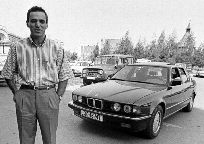 Гарри Каспаров. Еще шахматист. Тула 90-е годы, СССР, жизнь, ностальгия, фото