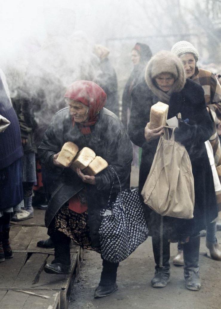 Грозный, 1999 год 90-е годы, СССР, жизнь, ностальгия, фото
